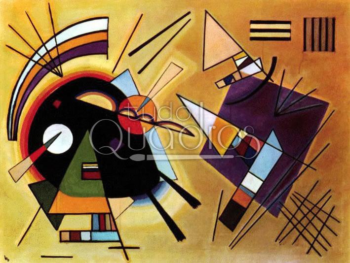 Abstracionismo kandinsky obras