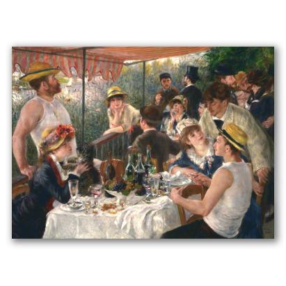 Almoço dos Remadores