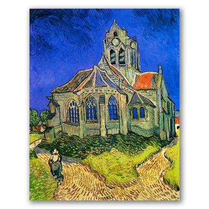 A Igreja de Auvers